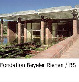 Fondation Beyeler Riehen
