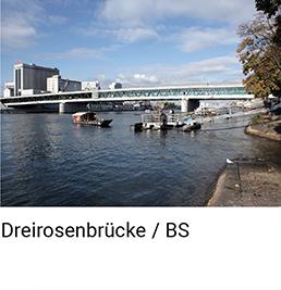 Dreirosenbrücke Basel