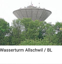 Wasserturm Allschwil